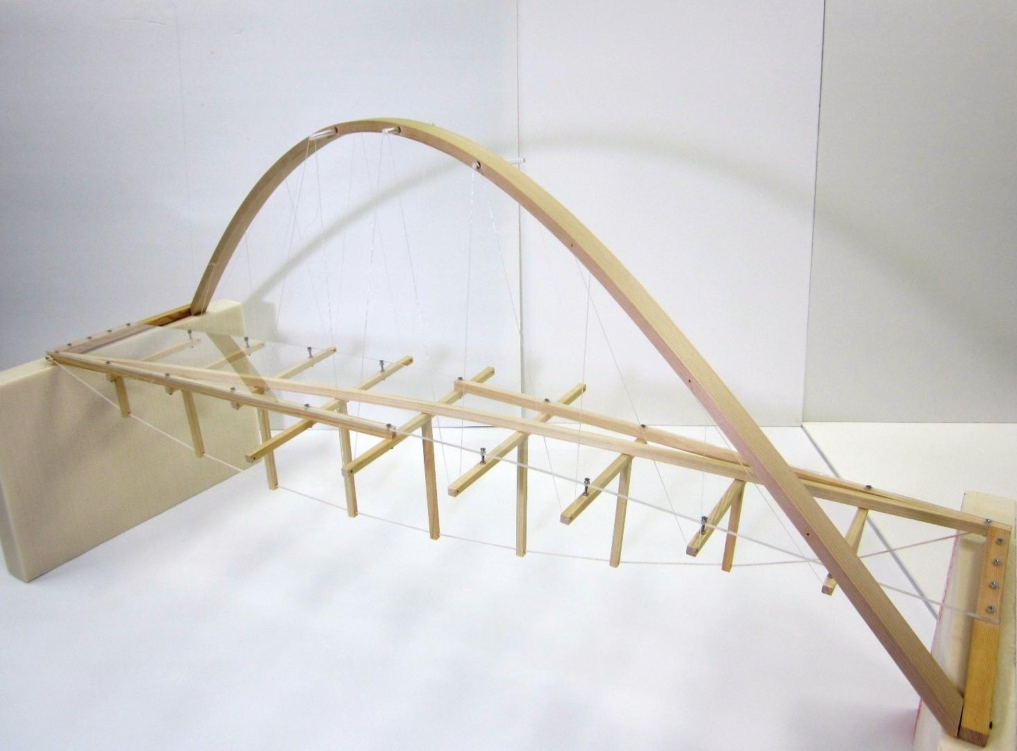 図8 橋梁のデザイン提案
