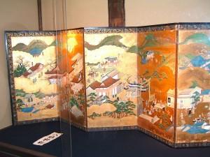 図1 八坂神社界隈の東山絵図