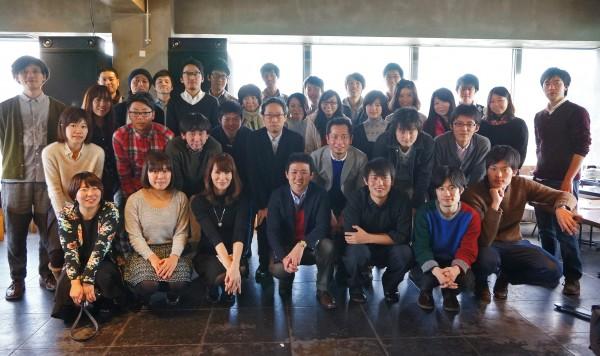 川崎研忘年会2013